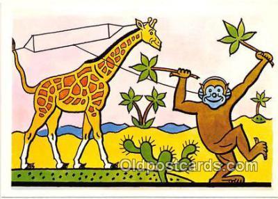 xrt356056 - Artist Josef Lada J Lady Postcard Post Card
