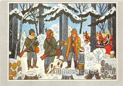 xrt356231 - Artist Josef Lada J Lady Postcard Post Card