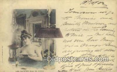 xrt500009 - Artist Signed Postcard Post Cards Old Vintage Antique