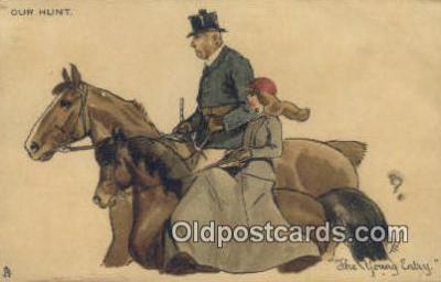 xrt500011 - Artist Signed Postcard Post Cards Old Vintage Antique