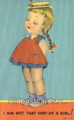 xrt500092 - Artist Signed Postcard Post Cards Old Vintage Antique