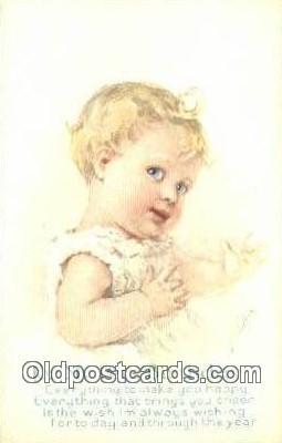 xrt500124 - Artist Signed Postcard Post Cards Old Vintage Antique