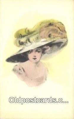 xrt500151 - Artist Signed Postcard Post Cards Old Vintage Antique
