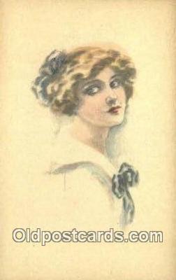 xrt500255 - Artist Signed Postcard Post Cards Old Vintage Antique