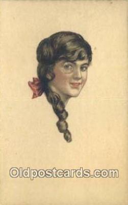 xrt500299 - Artist Signed Postcard Post Cards Old Vintage Antique