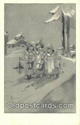 xrt500366 - Artist Signed Postcard Post Cards Old Vintage Antique