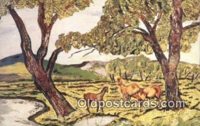 xrt500385 - Artist Nyla G. Thompson Artist Signed Postcard Post Cards Old Vintage Antique