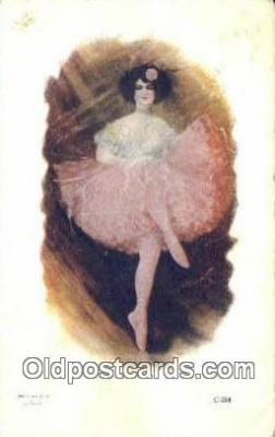 xrt500414 - Artist Signed Postcard Post Cards Old Vintage Antique