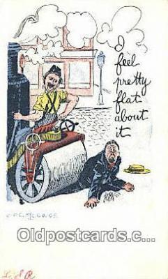 xrt500486 - Artist Signed Postcard Post Cards Old Vintage Antique