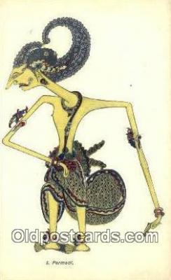 xrt500520 - Artist Signed Postcard Post Cards Old Vintage Antique