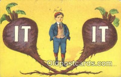 xrt500564 - Artist Signed Postcard Post Cards Old Vintage Antique
