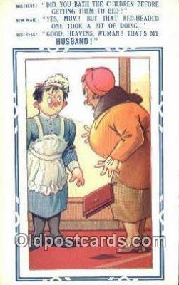 xrt500619 - Misc Artist Signed Postcard Post Card Old Vintage Antique