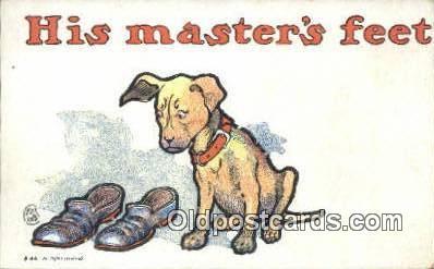 xrt500646 - Misc Artist Signed Postcard Post Card Old Vintage Antique