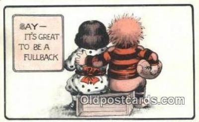 xrt500652 - Misc Artist Signed Postcard Post Card Old Vintage Antique