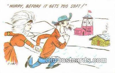 xrt500660 - Misc Artist Signed Postcard Post Card Old Vintage Antique