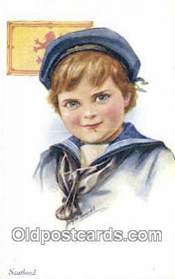 xrt501005 - Artist Joyce Averell Postcard Post Card Old Vintage Antique Series # 1047