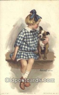 xrt502013 - Artist Armono Both Postcard Post Card Old Vintage Antique Series # 311