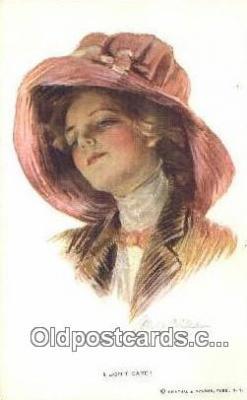 xrt502015 - Artist Philp Boileau Postcard Post Card Old Vintage Antique Series # 286