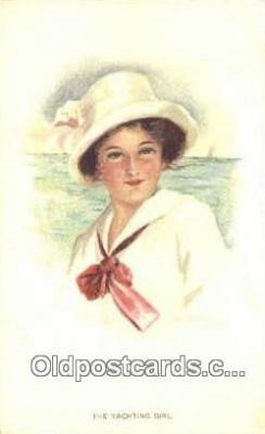 xrt502023 - Artist A Belwny Postcard Post Card Old Vintage Antique