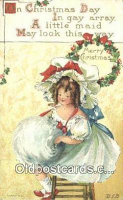 xrt502045 - Artist Bertha Eveleth Blodgett Postcard Post Card Old Vintage Antique Series # 410
