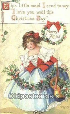 xrt502046 - Artist Bertha Eveleth Blodgett Postcard Post Card Old Vintage Antique Series # 410