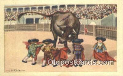 xrt502058 - Artist Aurelio Bertiglia Postcard Post Card Old Vintage Antique Series # 2329