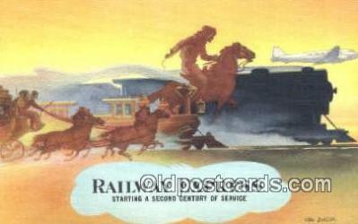 xrt502070 - Artist Carl Burger Postcard Post Card Old Vintage Antique Series # AD 218
