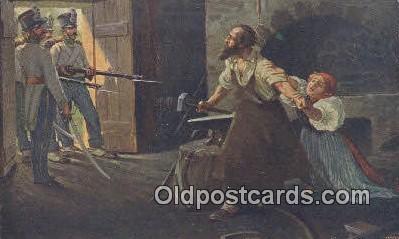 xrt502077 - Artist A. Brunner Postcard Post Card Old Vintage Antique Series # 229-33