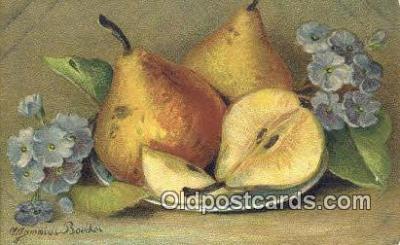 xrt502083 - Artist A. Gammius Boecker Postcard Post Card Old Vintage Antique Series # 151