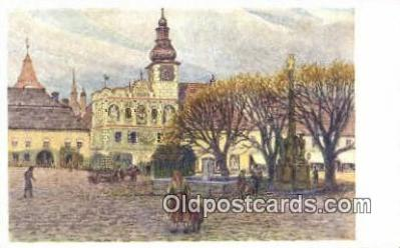 xrt504024 - Dvorak Artist Postcard Post Card Old Vintage Antique