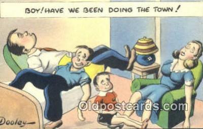 xrt504028 - Dooley Artist Postcard Post Card Old Vintage Antique