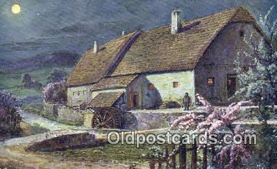 xrt504037 - J. Dusek Artist Postcard Post Card Old Vintage Antique