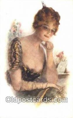 xrt508051 - Artist Haworth, Artur Postcard Post Card, Old Vintage Antique