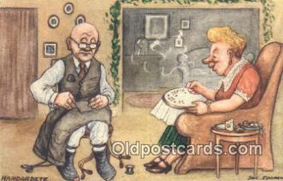xrt508065 - Artist Edgren, Jac Postcard Post Card, Old Vintage Antique