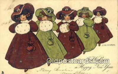 xrt519013 - Sandford, H Dix Postcard Post Card Old Vintage Antique