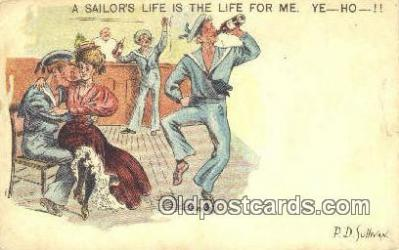 Sullivan, P.D. Postcard Post Card