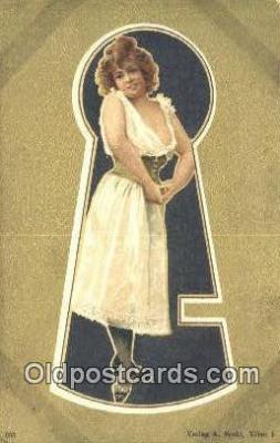 xrt519052 - Socki, Verlag, A, Postcard Post Card Old Vintage Antique