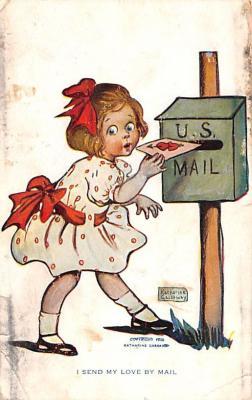 xrt999118 - Artist Signed Post Card