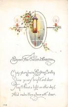 xms001597 - Christmas Post Card Old Vintage Antique Xmas Postcard