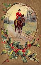 xms002043 - Christmas Postcard Antique Xmas Post Card