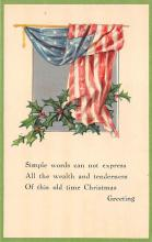 xms002109 - Christmas Postcard Antique Xmas Post Card