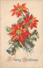 xms002635 - Christmas Post Card Antique Xmas Postcard