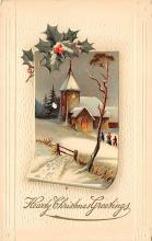 xms002741 - Christmas Day Postcard