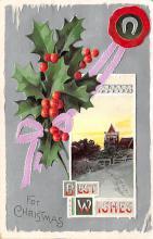xms002759 - Christmas Day Postcard