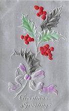 xms002763 - Christmas Day Postcard