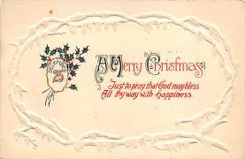xms002787 - Christmas Day Postcard