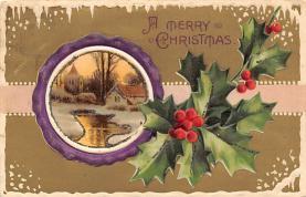 xms002805 - Christmas Day Postcard