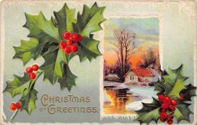 xms002811 - Christmas Day Postcard