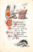 xms002815 - Christmas Day Postcard