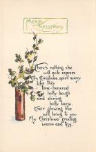 xms002823 - Christmas Day Postcard
